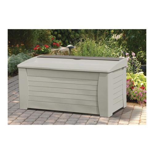 Suncast Resin Deck Box  127-Gallon Capacity,