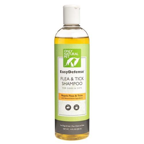 Only Natural Pet EasyDefense Flea & Tick Pet Shampoo