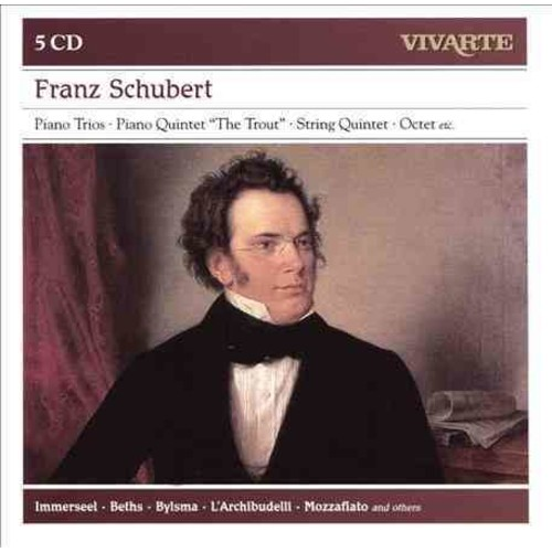SCHUBERT: THE PIANO TRIOS PIANO QUINTET - SCHUBERT: THE PIANO TRIOS PIANO QUINTET