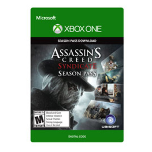 Assassin's Creed Syndicate Season Pass [Digital]