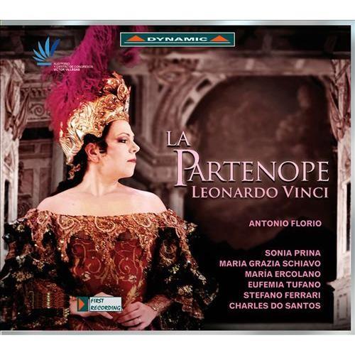 Leonardo Vinci: La Partenope [CD]