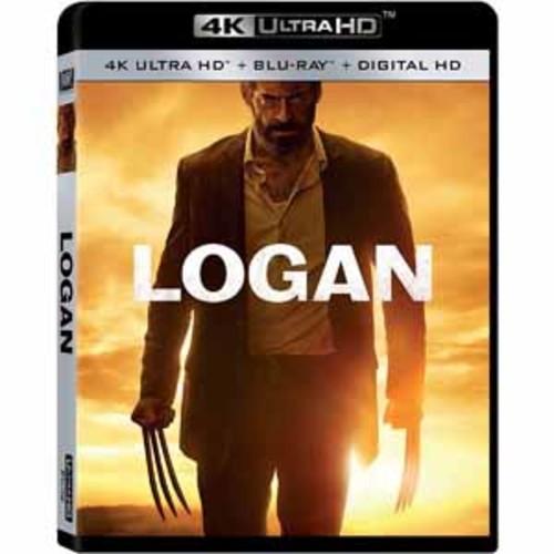Logan [4K UHD] [Blu-Ray] [Digital HD]