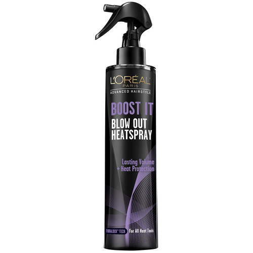 L'Oreal Advanced Hairstyle Boost It Blow Out Heat Spray, 5.7 fl oz