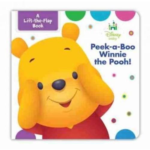 Disney Baby Peek-a-Boo Winnie the Pooh (Board book)