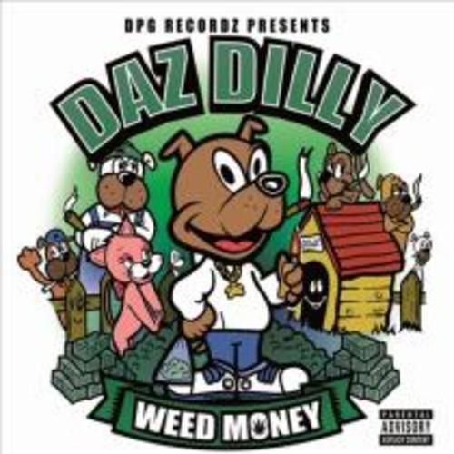 Weed Money [CD] [PA]