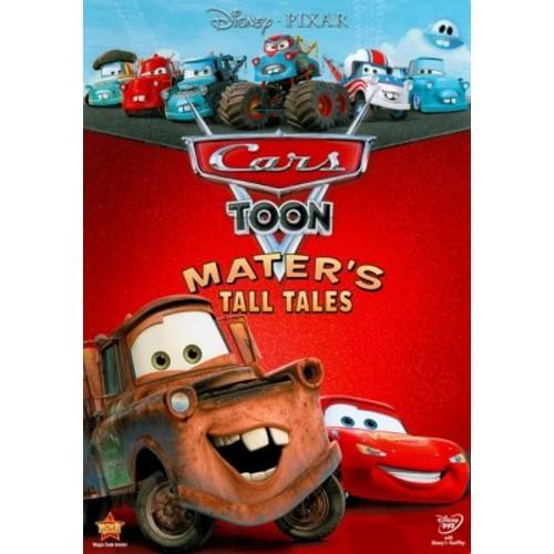 Cars Toon: Mater's Tall Tales [DVD]
