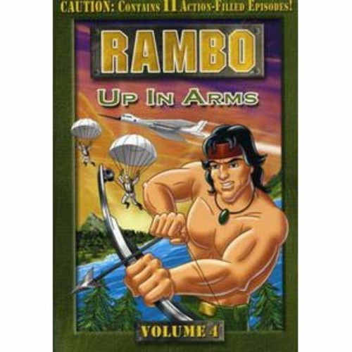 Rambo, Vol. 4: Up in Arms