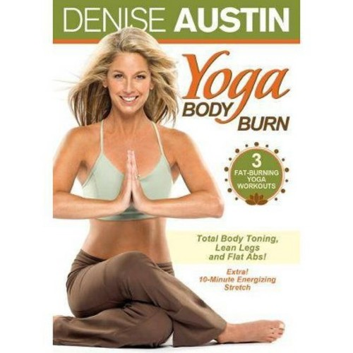 Denise Austin: Yoga Body Burn [DVD] [2007]