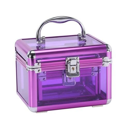 Ikee Design Compact Makeup Carrying Case 2-piece Set