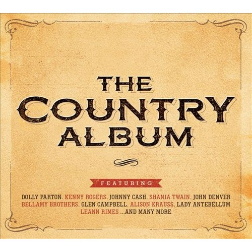 The Country Album [Universal] [CD]