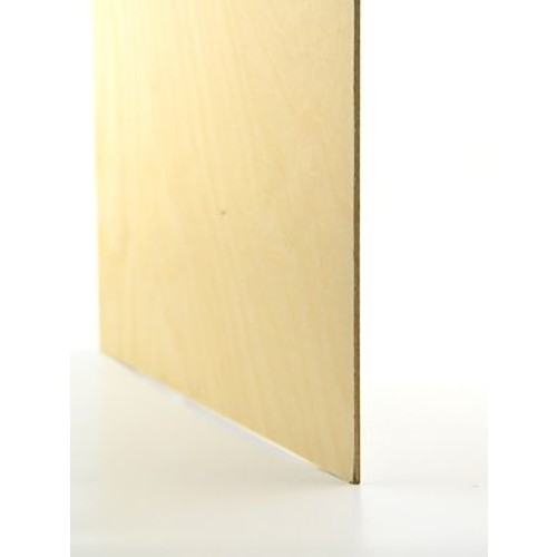 Midwest Thin Birch Plywood aircraft grade 1/8 in. 12 in. x 24 in.