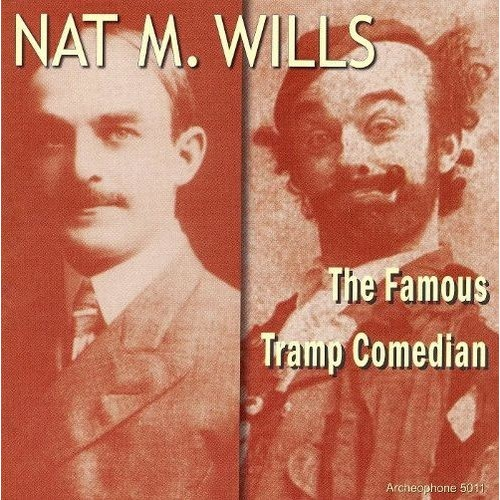 The Famous Tramp Comedian [CD]