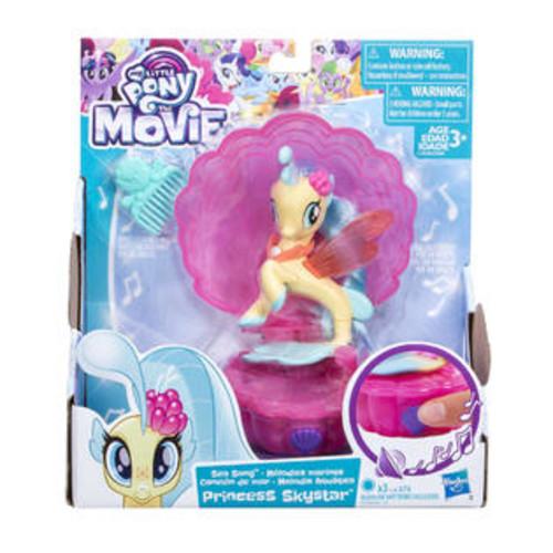 Hasbro My Little Pony the Movie Sea Song Princess Skystar Figure