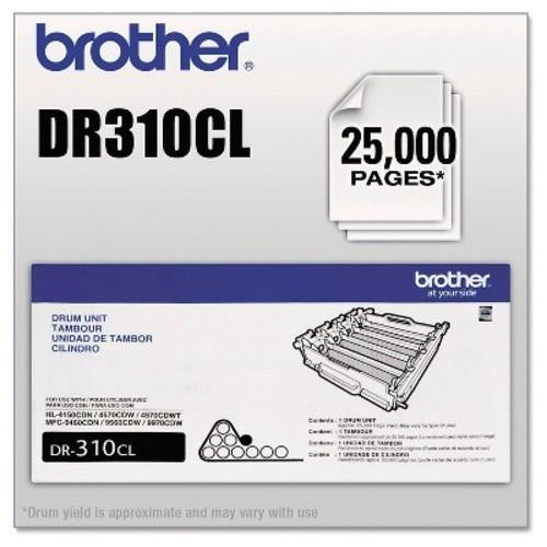 Brother Drum Unit - Black (DR310CL)