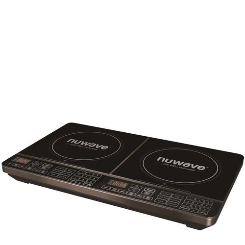 NuWave Precision Induction Cooktop - Double Burner