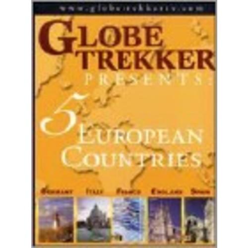 Globe Trekker: Europe 5-Pack