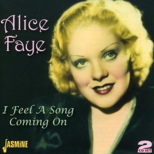 I Feel a Song Coming On [CD]
