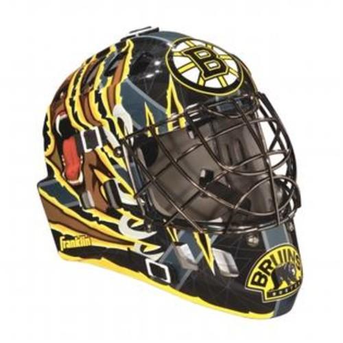 Franklin Sports FRANHKYMBOS Franklin NHL Mini Goalies Mask- Boston Bruins