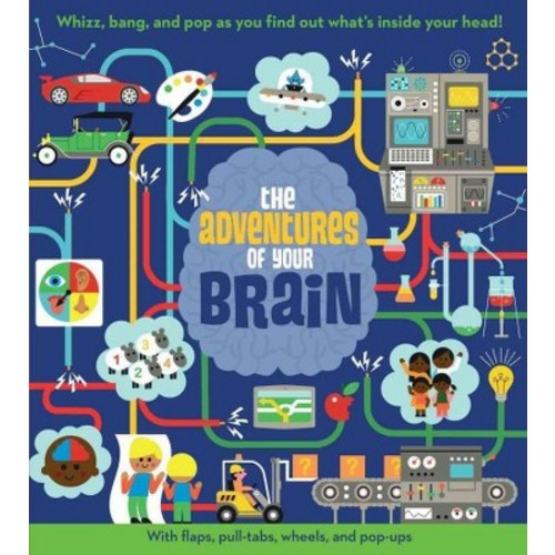 Adventures of Your Brain (School And Library) (Dan Green)