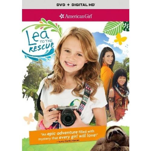 American Girl: Lea to the Rescue DVD (DVD/Digital HD)