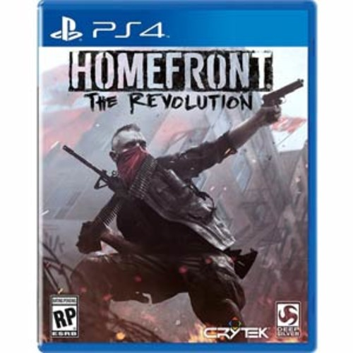 Homefront: The Revolution: Day 1 Edition - PlayStation 4