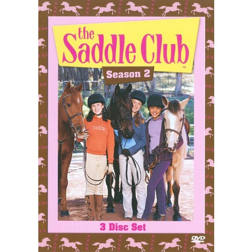 The Saddle Club: Season 2 [3 Discs] [DVD]