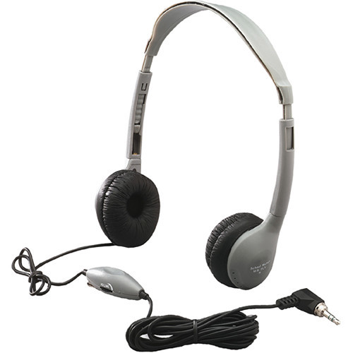 MPC-MS-2LV - Stereo Headphones with Volume Control