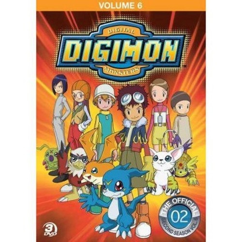 Digimon Adventure: Volume 6 (DVD)