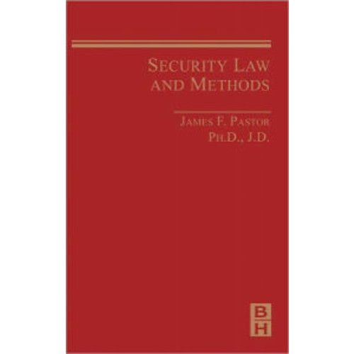 Security Law and Methods / Edition 1