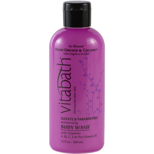 Asian Orchid & Coconut Body Wash