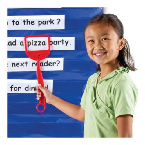 Learning Resources Word And Number Swatters