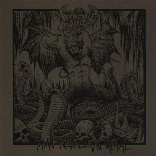 Satan, Rebellion, Metal [CD]