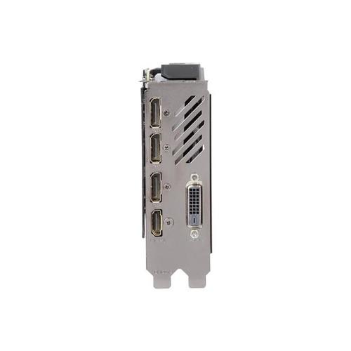 GIGABYTE GeForce GTX 1060 DirectX 12 GV-N1060G1 GAMING-6GD REV 2.0 6GB 192-Bit GDDR5 PCI Express 3.0 x16 ATX Video Card