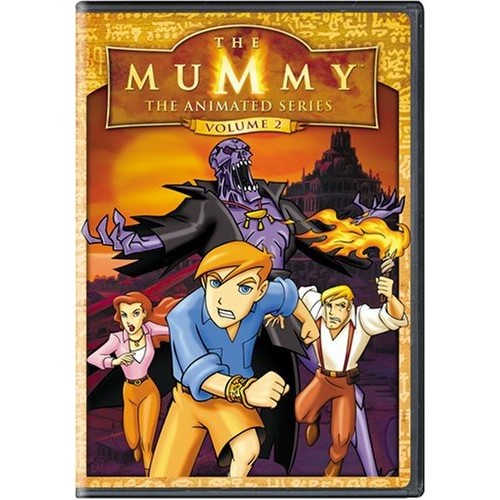 The Mummy: The Animated Series - Volume 2: John Di Maggio, Greg Ellis, Lenore Zann, Jim Cummings, Chris Marquette, John Schneider, Grey DeLisle, Tom Kenny, Nicholas Guest, Michael Reisz, Rene Auberjonois, Kevin Michael Richardson, Michael T. Weiss, Dick Sebast, Eddy Houchins, Diane A. Crea, Greg Klein, Steven Melching, Thomas Pugsley, William Forrest Cluverius: Movies & TV