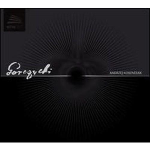 Gorczycki By Andrzej Kosendiak (Audio CD)