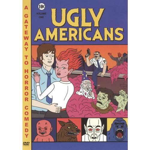 Ugly Americans: Season One, Vol. 1 [DVD]
