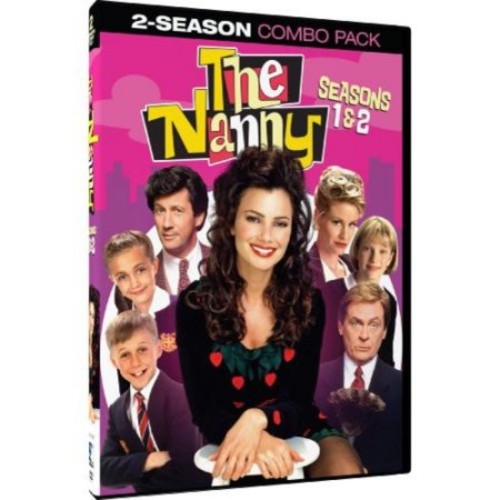 The Nanny: The Complete First & Second Season (Full Frame)