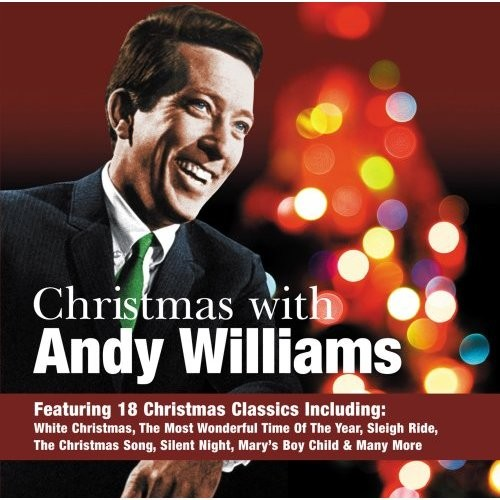 ANDY WILLIAMS - CHRISTMAS WITH ANDY WILLIAMS