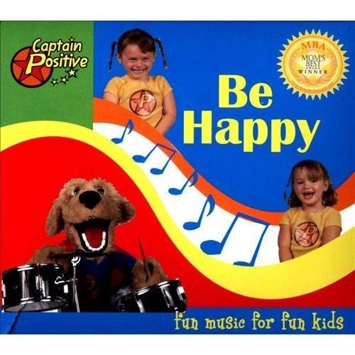 Be Happy [CD]