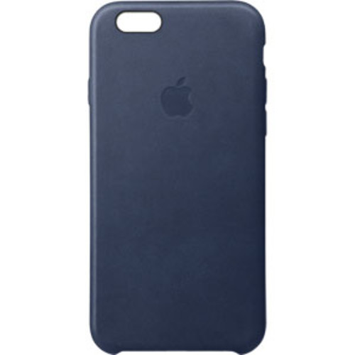 Apple Leather Case for iPhone 6 Plus / 6s Plus - Midnight Blue