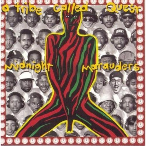 Midnight Marauders Explicit Lyrics