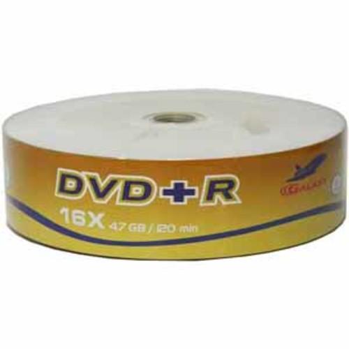 Galaxy 4.7GB 16X 120min DVD+R - 25 Pack