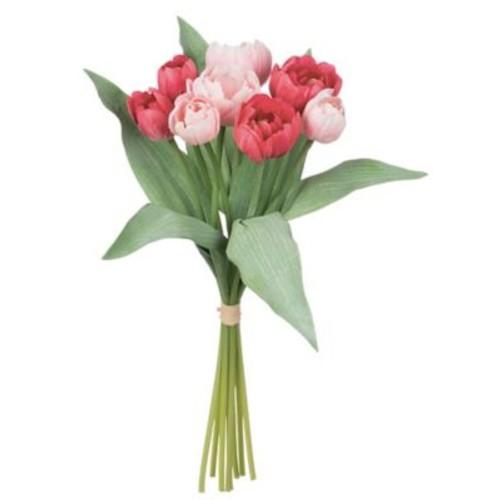 Charlton Home Tulip Bouquet Floral Arrangement