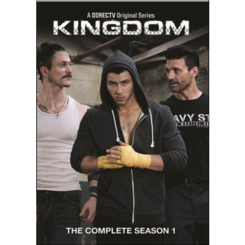 Kingdom: The Complete First Season [3 Discs] [DVD]