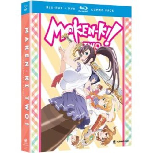 Maken-Ki 2 - Ssn 2 Group 1200 Media
