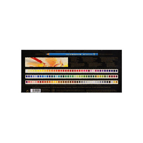 Faber-Castell Polychromos Colored Pencils, With Instructional CD, Set Of 120