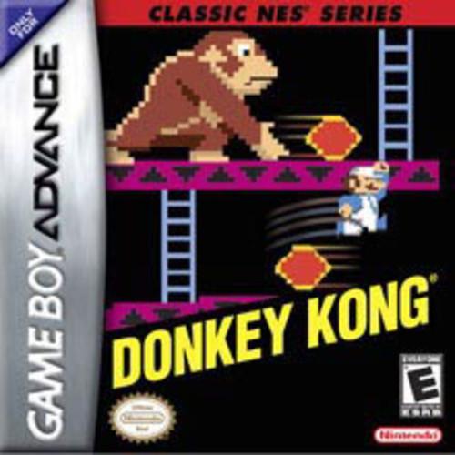 Donkey Kong Classic NES