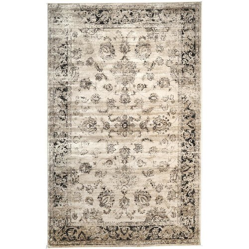 nuLOOM Shellie Ivory 7 ft. 8 in. x 9 ft. 6 in. Area Rug