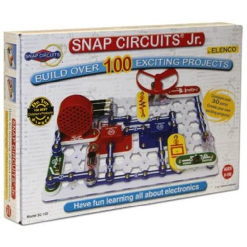 Brybelly Holdings Snap Circuits Jr. - 100 (Brybl1548)