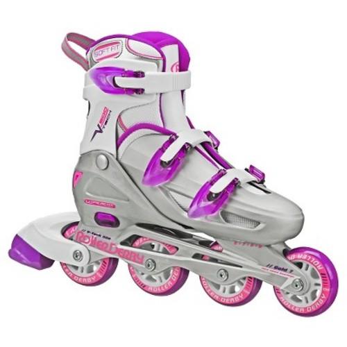 Roller Derby Women's V-Tech 500 Adjustable Inline Skates - (6-9)